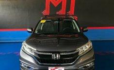 Honda CR-V i-Style T/A 2016 Acero $ 294,700-1