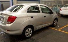 Chevrolet Beat 2021 Sedán Plata-9
