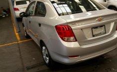 Chevrolet Beat 2021 Sedán Plata-7