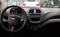Chevrolet Beat 2021 Sedán Plata-3