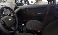Chevrolet Beat 2021 Sedán Plata-2