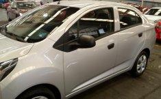 Chevrolet Beat 2021 Sedán Plata-1