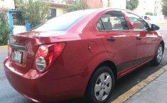 Chevrolet Sonic 2014 LS Standar Aire/Ac Factura Original CD-10