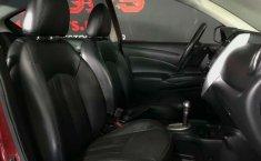 Nissan Versa Exclusive T/A 2018 Rojo $ 198,600-9