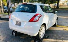 SUZUKI SWIFT GLS BLANCO 2012-6