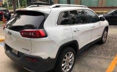 Jeep Cherokee 2015 5p Limited Premium 4x2 L4/2.4 A-9