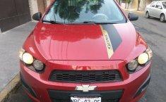 Chevrolet Sonic 2014 LS Standar Aire/Ac Factura Original CD-8