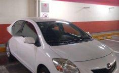 Yaris Sedan Premium 2012 Blanco-8