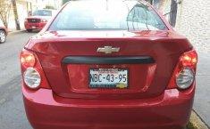 Chevrolet Sonic 2014 LS Standar Aire/Ac Factura Original CD-4