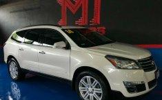 Chevrolet Traverse LT Paq B T/A 2014 Blanco Diaman $ 282,700-5