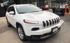 Jeep Cherokee 2015 5p Limited Premium 4x2 L4/2.4 A-8