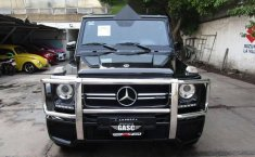 Mercedes Benz G Class 5p G63 Amg Biturbo TA,a/ac.-8