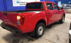 NISSAN NP300 FRONTIER 2019 DOBLE CABINA LUJO T/M-6