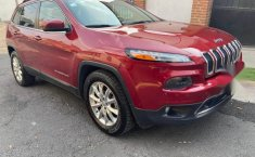 Jeep Cherokee Limited 2015-6