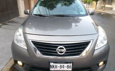 Nissan Versa 2012 Advance Equipado Eléctrico Standar Rines Aire/Ac CD-3