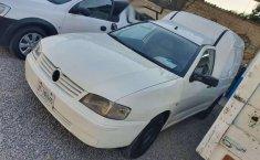 Volkswagen dervy van 2007 blanca muy buena-4