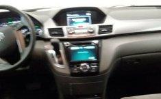 Honda Odyssey EX 2016 Tela, 7 Pasajeros, 6 Cil. Pantallas, DVD, Cámaras, Puertas a Control Remoto TA-6