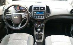 Chevrolet Sonic 2014 LS Standar Aire/Ac Factura Original CD-3