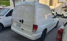 Volkswagen dervy van 2007 blanca muy buena-2