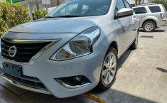 Nissan versa advance automático 2018 $199,000-3