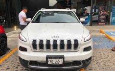 Jeep Cherokee 2015 5p Limited Premium 4x2 L4/2.4 A-2