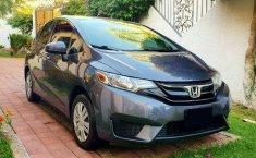 Honda Fit HB Cool 2017, 1.5L, 4cil, Transmisión Manual 6 Vel, Factura original, Un dueño.-1