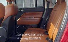 JEEP COMPAX 2015 LIMITED SUV 4 CIL 2.4 LTS-0