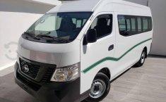 Nissan Urvan 2.5 Panel Ventanas Amplia Factura Age-0