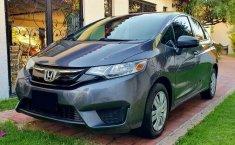 Honda Fit HB Cool 2017, 1.5L, 4cil, Transmisión Manual 6 Vel, Factura original, Un dueño.-0