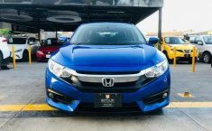 HONDA CIVIC TURBO PLUS AZUL METALICO 2016-0