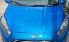 Fiesta SE Azul turquesa Sedán eléctrico!-4