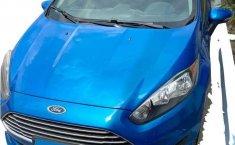 Fiesta SE Azul turquesa Sedán eléctrico!-3