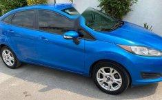 Fiesta SE Azul turquesa Sedán eléctrico!-1