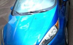 Fiesta SE Azul turquesa Sedán eléctrico!-0
