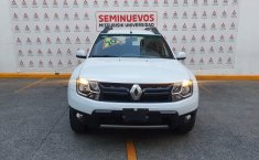 Renault Duster SUV 2020 Blanco -0