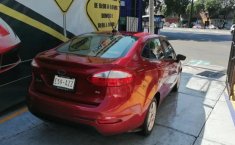 Ford Fiesta 2016 Rojo -3