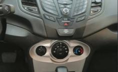Ford Fiesta 2016 Rojo -6