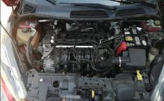 Ford Fiesta 2016 Rojo -10