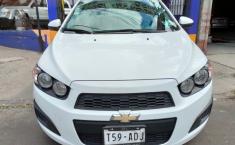 Venta auto Chevrolet Sonic 2015 , Ciudad de México -0