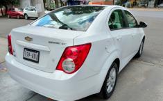 Venta auto Chevrolet Sonic 2015 , Ciudad de México -3