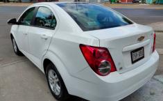 Venta auto Chevrolet Sonic 2015 , Ciudad de México -4