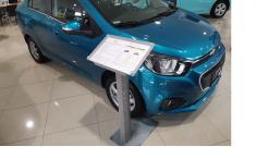 Chevrolet Beat 2021 Sedán Azul -15
