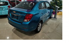 Chevrolet Beat 2021 Sedán Azul -14
