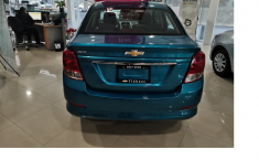 Chevrolet Beat 2021 Sedán Azul -13