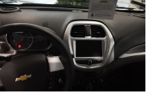 Chevrolet Beat 2021 Sedán Azul -4