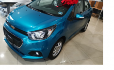 Chevrolet Beat 2021 Sedán Azul -1