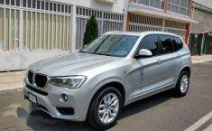 BMW X3 2017 impecable en Iztacalco-14