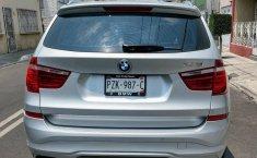 BMW X3 2017 impecable en Iztacalco-10