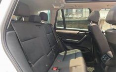 BMW X3 2017 impecable en Iztacalco-6