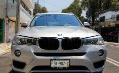 BMW X3 2017 impecable en Iztacalco-2